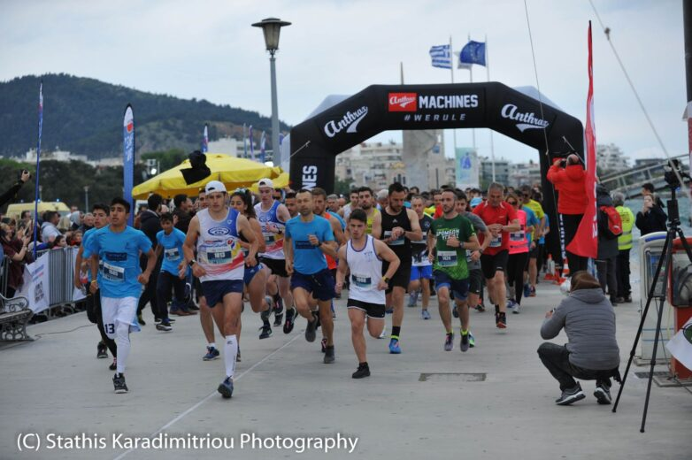 Το 6o Volos Half Run ZeniΘ αλλάζει ημερομηνία και μεταφέρεται στις 10 Οκτωβρίου