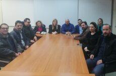 Συνάντηση ΤΕΕ Μαγνησίας για την αέρια ρύπανση στο Βόλο