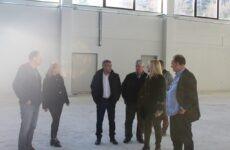 Ολοκληρώνεται από την Περιφέρεια Θεσσαλίας η κατασκευή του νέου κλειστού γυμναστηρίου Ζαγοράς