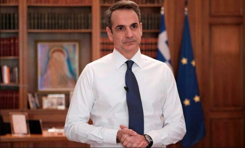 Κυρ. Μητσοτάκης: Έκτακτο δώρο Πάσχα σε υγειονομικούς και Πολιτική Προστασία
