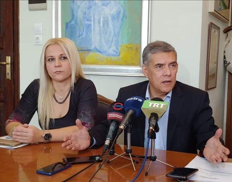 Τους δρόμους Πατητήρι- Γέρακας και Πατητήρι -Χώρα Αλοννήσου βελτιώνει η Περιφέρεια Θεσσαλίας