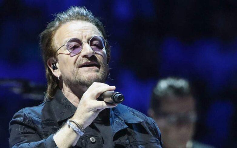 Το νέο τραγούδι του Bono για τον κορωναϊό που εμπνεύστηκε από τους Ιταλούς