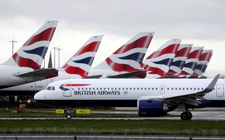 Σταματούν οι πτήσεις από Βρετανία και Τουρκία
