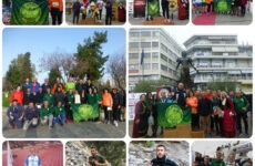 Πλήθος συμμετοχών και διακρίσεων για τους δρομείς του ΣΔΥ Βόλου