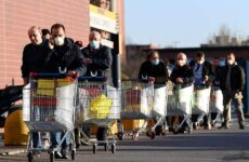 Ιταλία: Ξεπέρασαν τους 1.000 οι νεκροί από τον κορωνοϊό