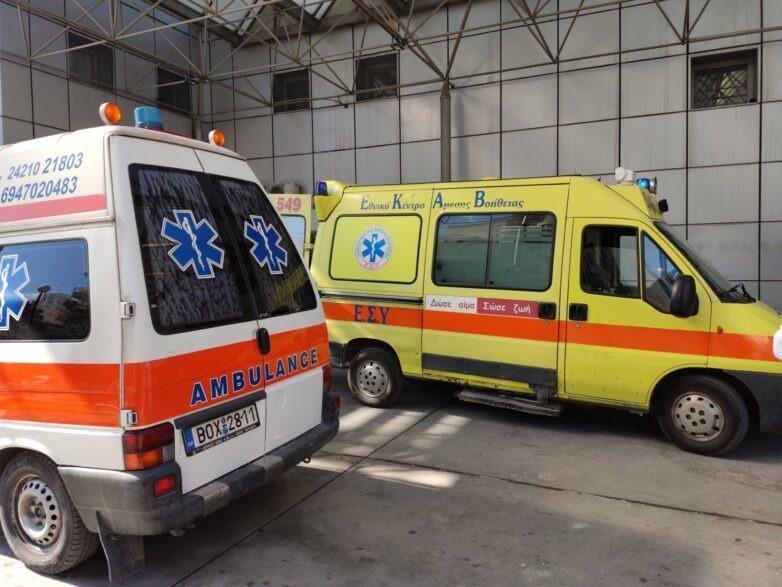 Μεσήλικη γυναίκα τραυματίστηκε μετά από πτώση στην Ανακασιά