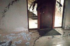 Σε λάθος σπίτι και όχι  του Αχ. Μπέου οι αντιεξουσιαστές