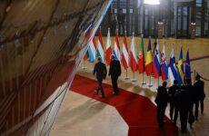Εσπευσμένη αποχώρηση Ερντογάν από το Ευρωπαϊκό Συμβούλιο