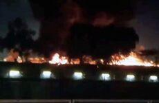 Φιλιππίνες: Οκτώ άνθρωποι σκοτώθηκαν όταν αεροσκάφος τυλίχθηκε στις φλόγες κατά την απογείωση