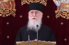 Ομιλία του γέροντος Νίκωνος από το Άγιον Όρος στην Ανάληψη