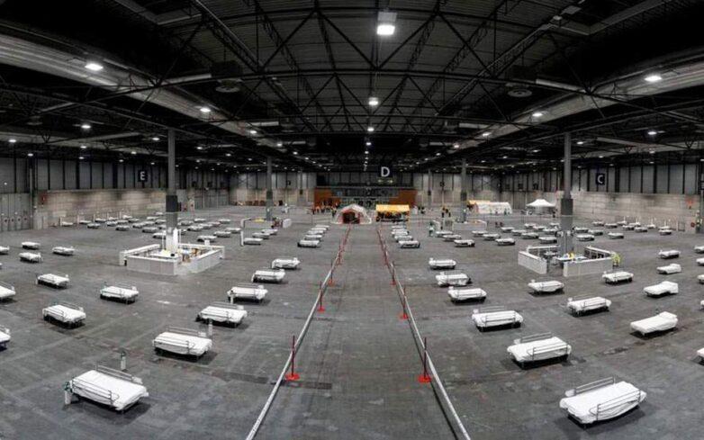 Ισπανία: 3.500 νέα κρούσματα και 394 νεκροί σε μία ημέρα