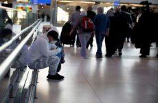Κορωνοϊός: Υπό περιορισμό 1.500 άνθρωποι που είχαν εγκλωβιστεί στο αεροδρόμιο της Κωνσταντινούπολης