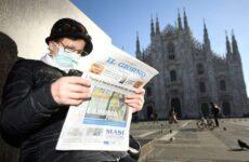 Ιταλία – Κορωνοϊός: 250 νέοι θάνατοι μέσα σε μία ημέρα