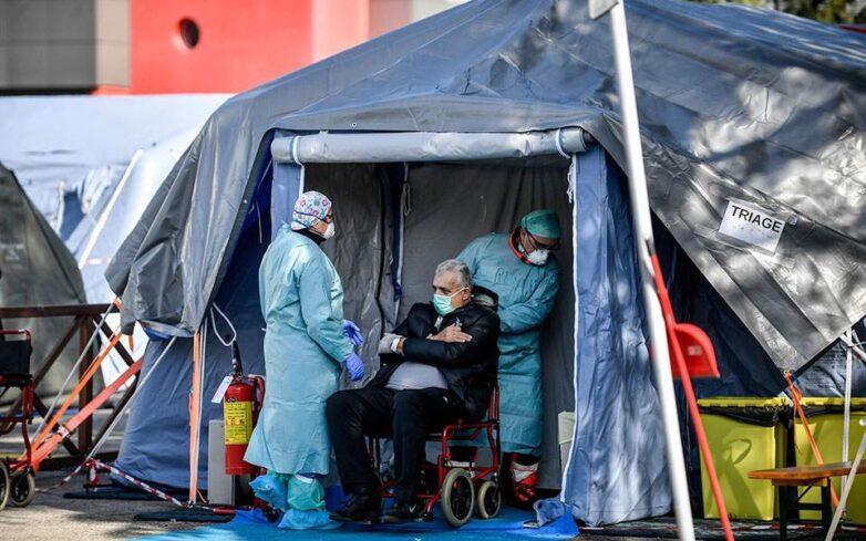 Ιταλία: 631 νεκροί από τον κορωνοϊό – 168 θάνατοι μέσα σε 24 ώρες