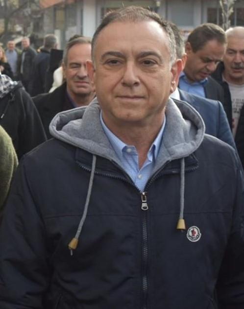 Θετικός στονκορονοϊό ο βουλευτής Λάρισας Χρήστος Κέλλας
