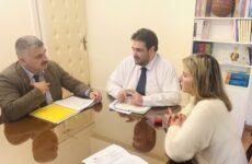 """""""Σάρκα και Οστά""""  η δέσμευση του υφυπουργού Εσωτερικών για το φράγμα «Παναγιώτικο»"""