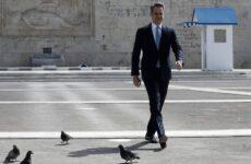 Κυρ. Μητσοτάκης: Να κρατήσουμε την Ελλάδα δυνατή και τους Eλληνες υγιείς