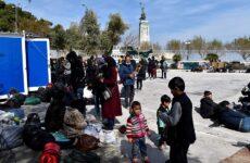 Στο αρματαγωγό Ρόδος οι πρόσφυγες και μετανάστες από το λιμάνι της Μυτιλήνης