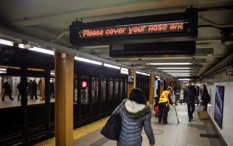 Σε κατάσταση έκτακτης ανάγκης η Νέα Υόρκη λόγω κορωνοϊού