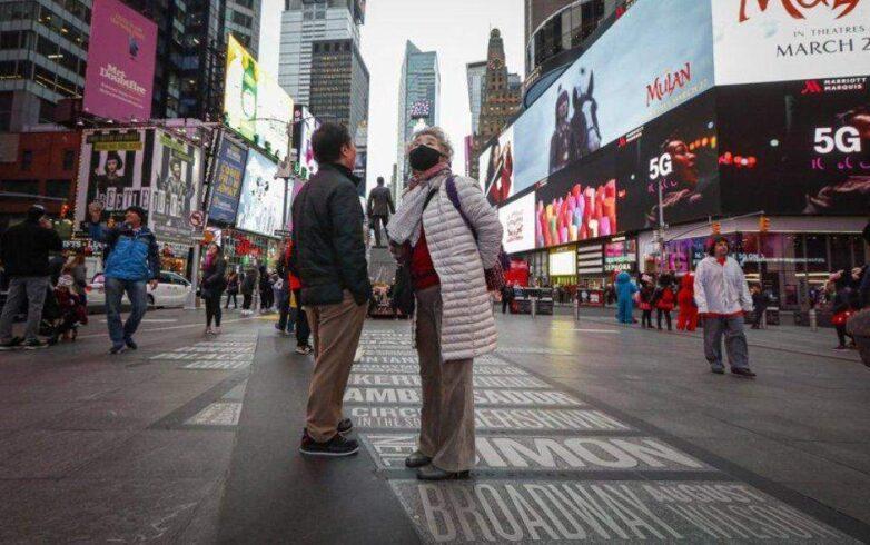 Νέα Υόρκη: Πάνω από 1.000 νέα κρούσματα για πρώτη φορά από τον Ιούνιο