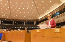 Πρόεδρος της Κομισιόν: Η Ευρώπη χρειάζεται ένα σχέδιο Μάρσαλ