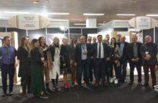 Συμμετοχή της Περιφέρειας Θεσσαλίας στη Διεθνή Έκθεση Τροφίμων, Ποτών, Μηχανημάτων, Εξοπλισμού & Συσκευασίας DETROP boutique, στην Θεσσαλονίκη