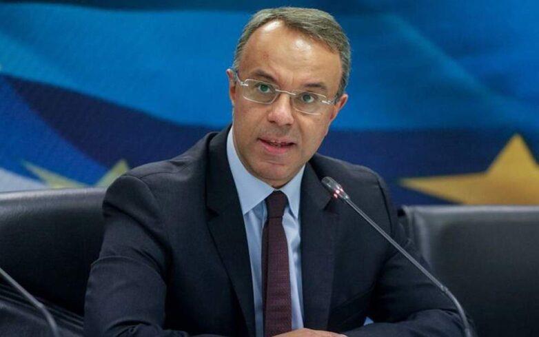 Χρ. Σταϊκούρας: Παράταση της αναστολής φορολογικών υποχρεώσεων αν συνεχιστεί η κρίση