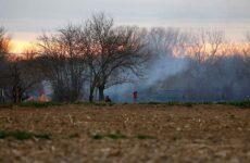 Επεισόδια στις Καστανιές Έβρου – Τούρκοι πετούν δακρυγόνα σε Έλληνες στρατιωτικούς