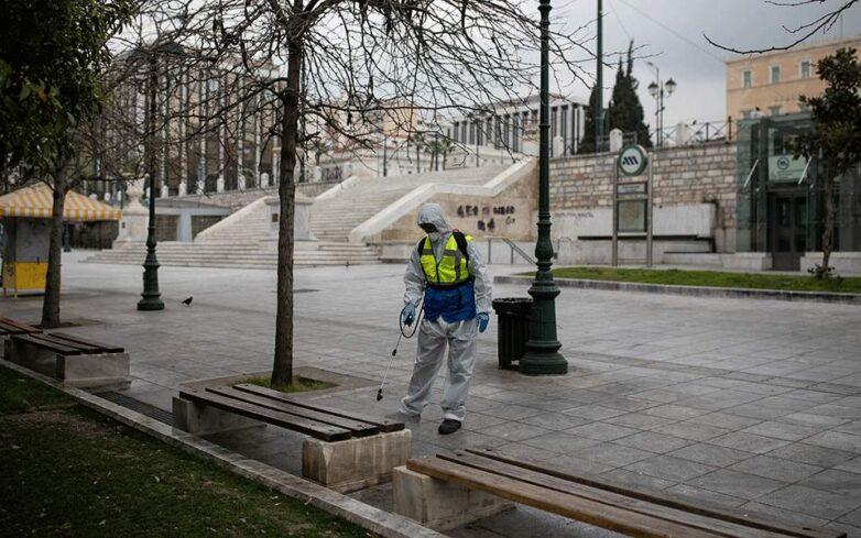 Στους 19 οι θάνατοι από τον κορωνοϊό στην Ελλάδα