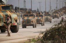 Έναρξη στρατιωτικής επίθεσης εναντίον του συριακού καθεστώτος στο Ιντλίμπ ανακοίνωσε η Άγκυρα