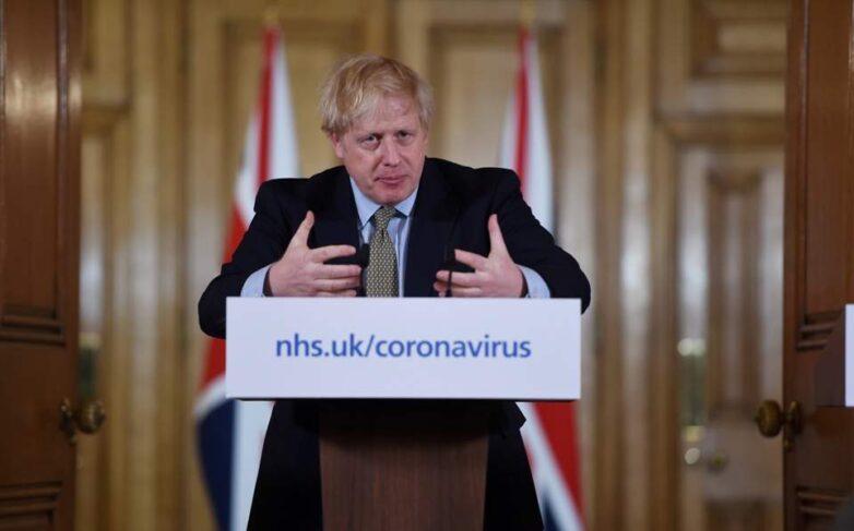 Βρετανός υπουργός: Ο Τζόνσον τα πηγαίνει καλά, αναμένεται να επιστρέψει σύντομα στη Ντάουνινγκ Στριτ