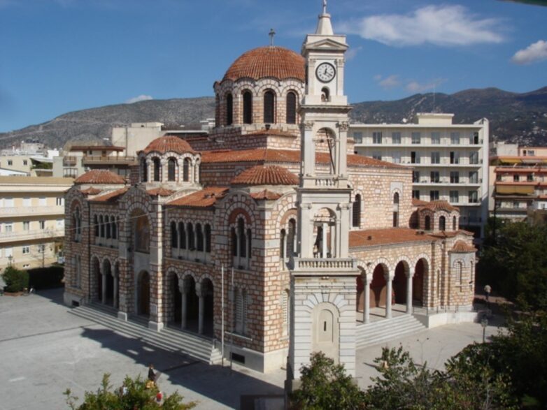 Προχωρούν οι εργασίες συντήρησης του Μητροπολιτικού ναού Αγίου Νικολάου Βόλου από την Περιφέρεια Θεσσαλίας
