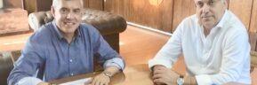 Επικοινωνία περιφερειάρχη Θεσσαλία με τον υπουργό Εσωτερικών