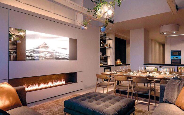 Καραντίνα πολυτελείας σε ξενοδοχείο της Ελβετίας