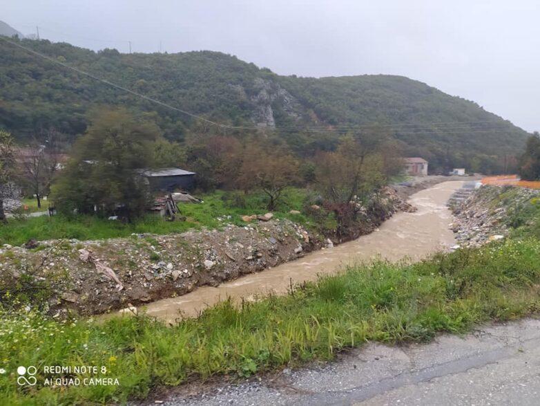 Δημοπρατείται η μελέτη για την αντιπλημμυρική προστασία του οικισμού Κερασιάς στον Κερασιώτη ποταμό