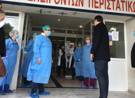 Πέντε ακόμη θάνατοι και 62 νέα κρούσματα στην χώρα από τον κορωνοϊό
