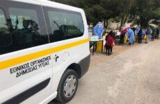 Κρανίδι: Τουλάχιστον 100 κρούσματα στη δομή φιλοξενίας