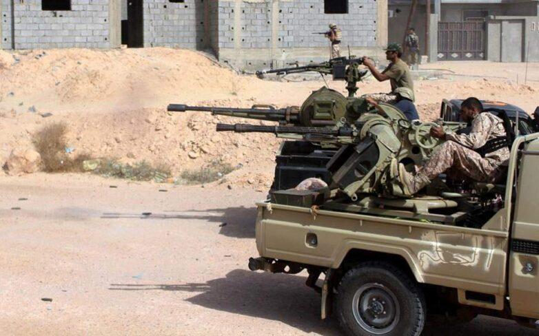 Μαίνεται ο εμφύλιος στη Λιβύη
