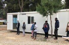 Στήριξη της ιατρικής ικανότητας σε εγκαταστάσεις υποδοχής μεταναστών