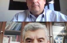 Συνεργασία Κ. Αγοραστού – Ν. Παπαγεωργίου στο πλαίσιο της Task Force για τις συνέπειες του κορωναϊού
