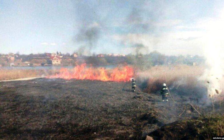 Δασική φωτιά στο Τσερνόμπιλ