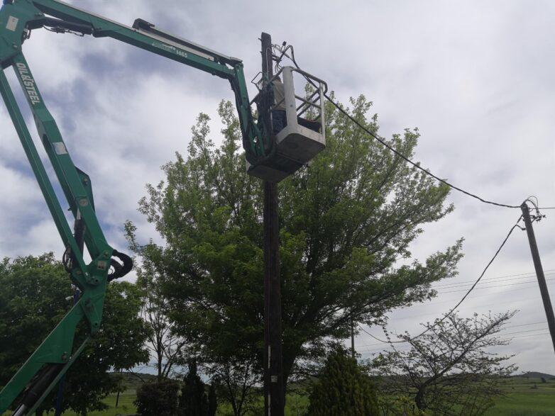 Αντικατάσταση λαμπτήρωνηλεκτροφωτισμούστον Δήμο Ρήγα Φεραίου