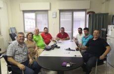 Συνάντηση ΟΕΒΕΜ- ΣΙΣΑΜ