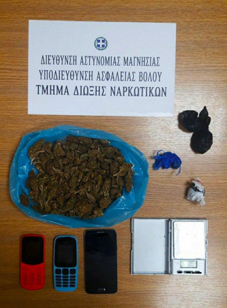 Συνελήφθησαν με 120 γραμ. κάνναβης