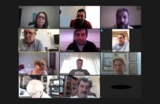 Τηλεδιάσκεψη τομεαρχών Κ.Ο. Νησιωτικής Πολιτικής, Εσωτερικών και Οικονομικών και βουλευτών Μαγνησίας του ΣΥΡΙΖΑ