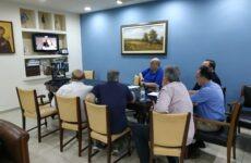Τηλεδιάσκεψη Επιμελητηρίου -γ.γ. Οικονομικών για τα προβλήματα επιχειρήσεων