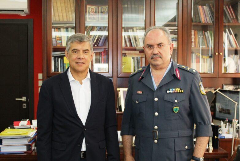 Nέα αυτοκίνητα για τον στόλο των αστυνομικών υπηρεσιών της Θεσσαλίας