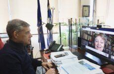 Παρέμβαση του περιφερειάρχη Θεσσαλίας Κώστα Αγοραστού στην Επιτροπή των Περιφερειών της Ευρώπης