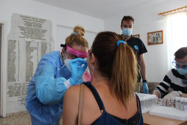 Κορωνοϊός: 202 νέα κρούσματα, ένας θάνατος