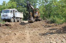 Καθαρίζει 12 ρέματα στην Π.Ε. Μαγνησίας η Περιφέρεια Θεσσαλίας